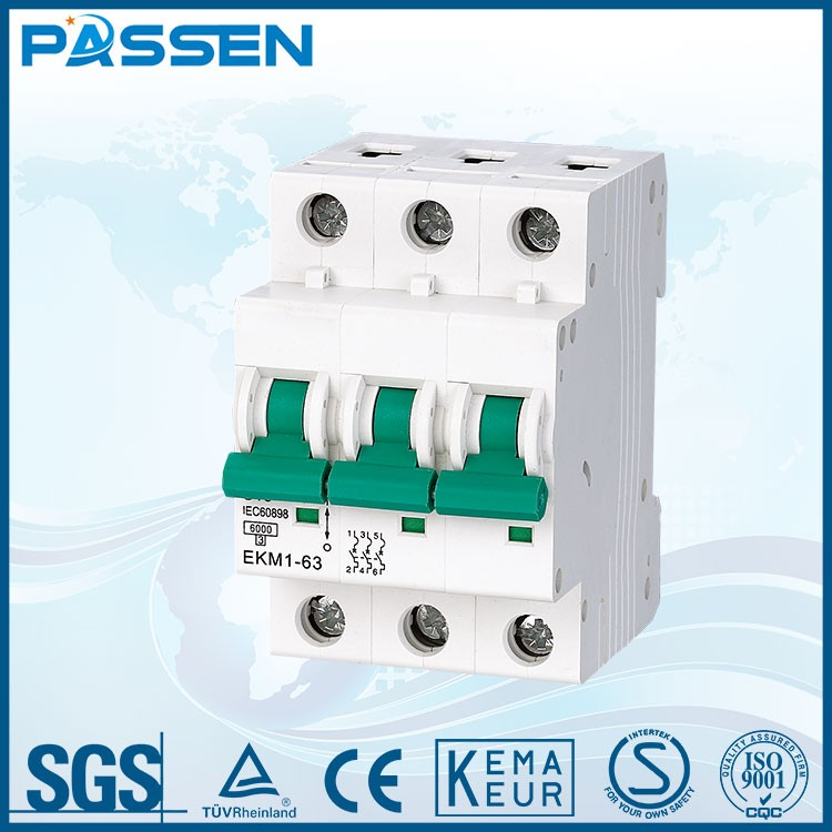 PASSEN Low prices electric high voltage vacuum circuit breaker