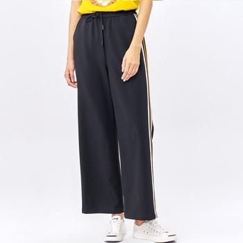 2018 fashion  Sports Casual Leisure Trousers Black Woman Pants