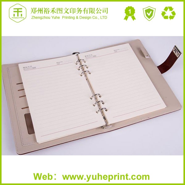2017 Diary/agenda Office Cheap A5 Hardcover Logo Customized ...