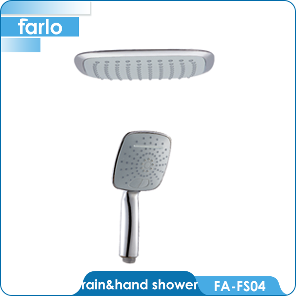 FARLO High quality shower head combo