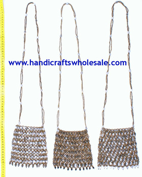 Unique Rain Forest Seeds Beaded Bags Handmade Ecological Purses Great  Handbags Ethnic Style Affordable Fashion Accessories 4016cb5861
