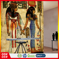 Egyptian famous photo wallpaper for home deocr interior