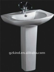 pedestal wash basin stand JD-107
