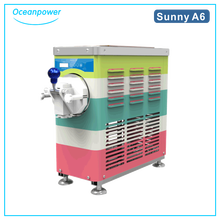 Sunny-A6 mini frozen yogurt machine for sale,small yogurt machine home using ice cream maker
