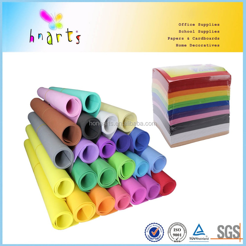 high quality rubber eva foam sheet/roll