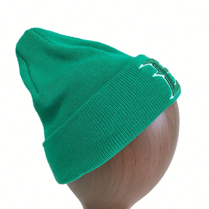 Beanies with Custom Embroidery, Wholesale Knitted Winter Hats  Custom Beanie
