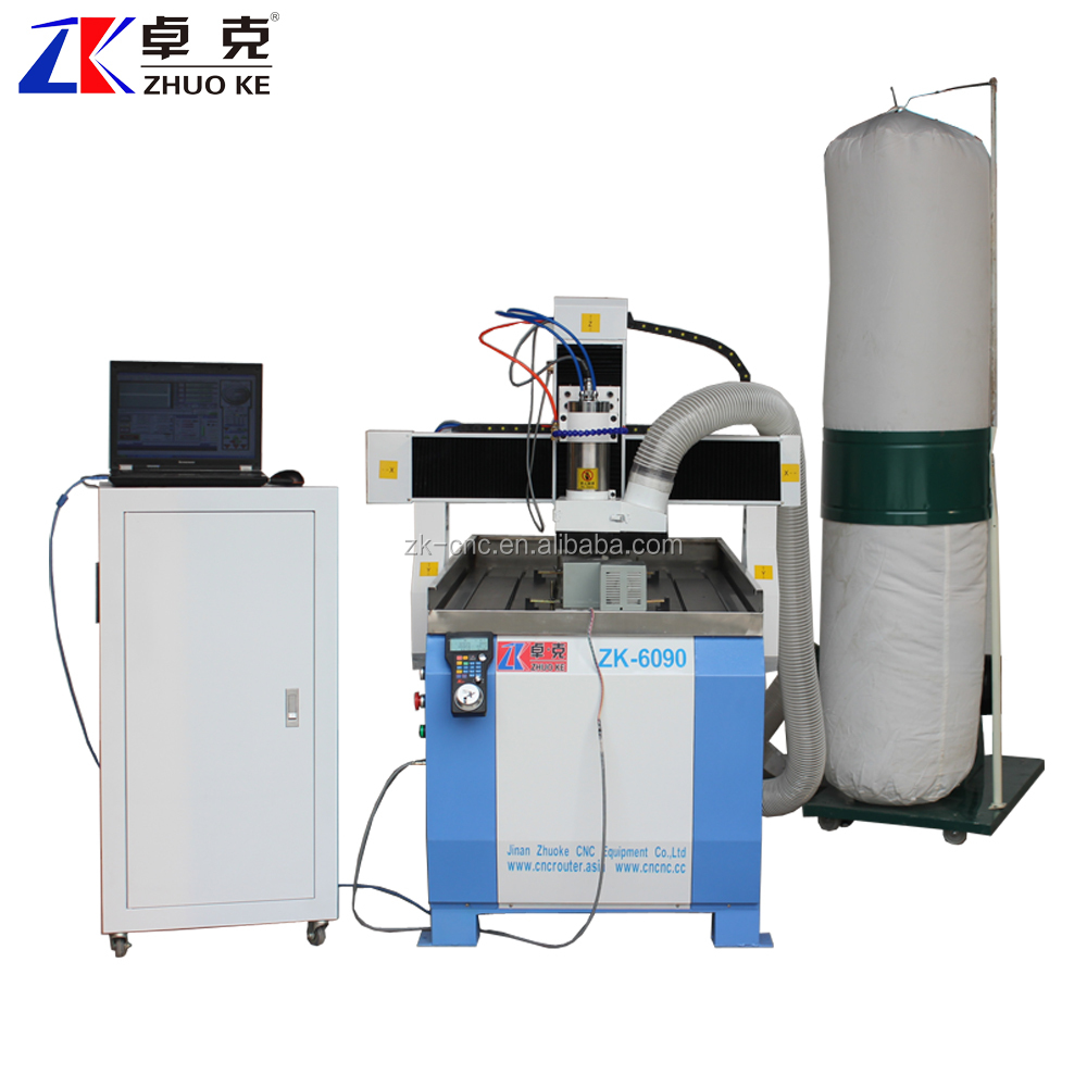 Small Cnc Router Wood 6090 4 Axis Free Shipping & Top Selling With Mach3  Control Xhc Wireless Handwheel 3 2kw - Buy Cnc Router,Woodworking Cnc