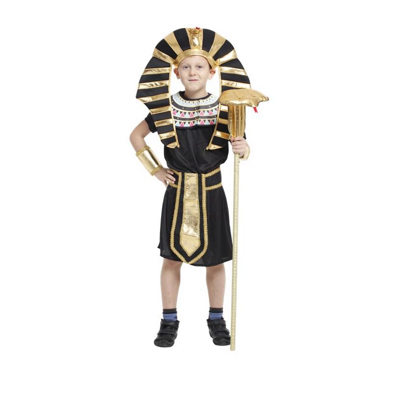 dc6a9c83b86f81 Gift Toren Fabriek Nieuwe Ontwerp Pharoah Jongen Kostuum Traditionele  Kostuum Historische Jurk Halloween Seizoensgebonden Carnaval Kostuum