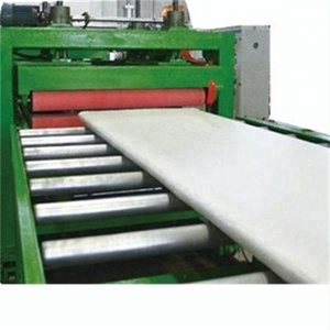 600mm width and 20mm to 150mm thickness heat Insulation building fooam board XPS foam production line
