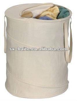Pop Up Canvas Laundry Hamper Buy Pop Up Laundry Hamper