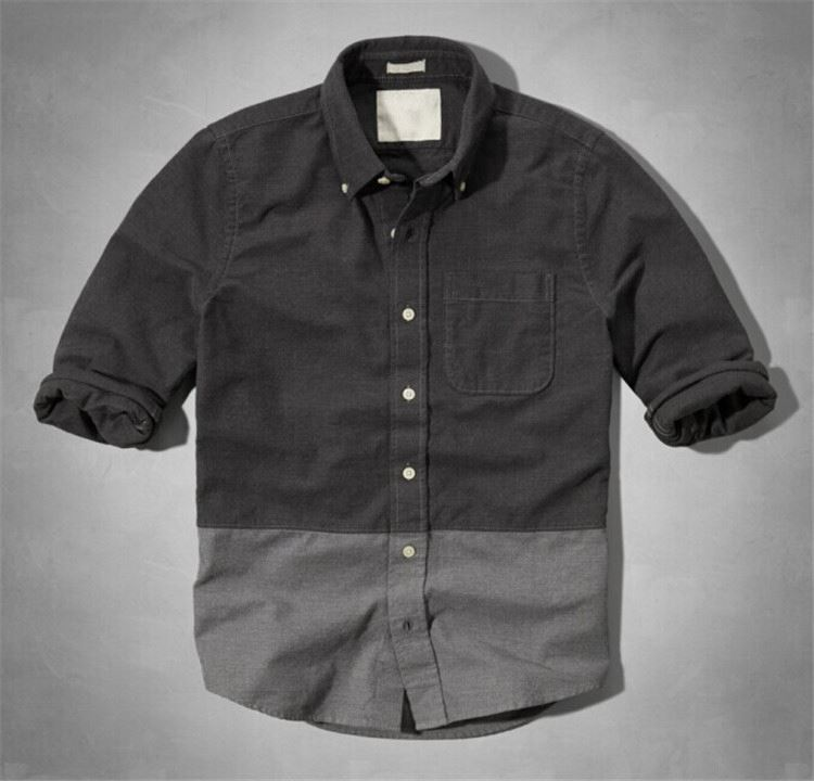 Hot selling custom design double pocket casual shirts from China