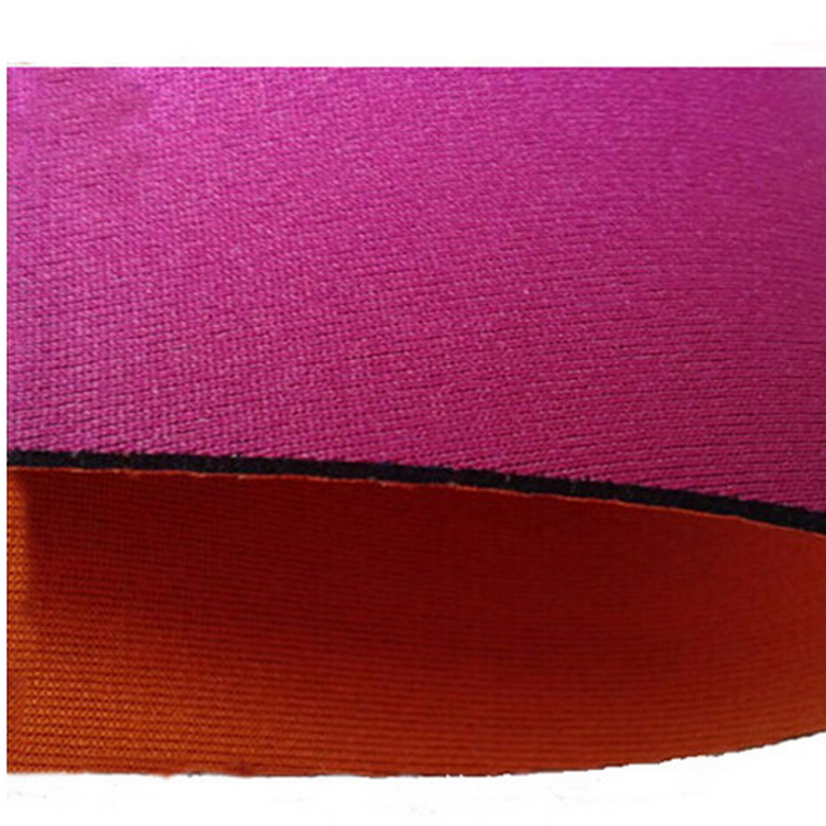 1mm 2mm 3mm 4mm 5mm neoprene textile fabric waterproof for vest