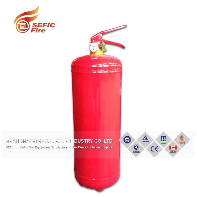 2017 NEW Dry powder fire extinguisher