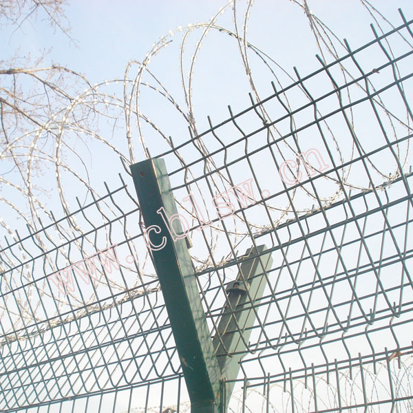 Concertina Coil Fencing Specifications