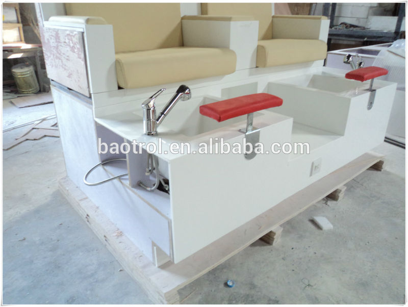 Wholesale Salon Furniture Manicure Table Used Nail Salon Equipment