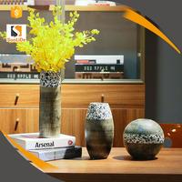 Blue and white chinese vase modern flower vases for homes decor