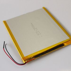 Data Power 3.7v ultra thin battery packs with PCB & OEM