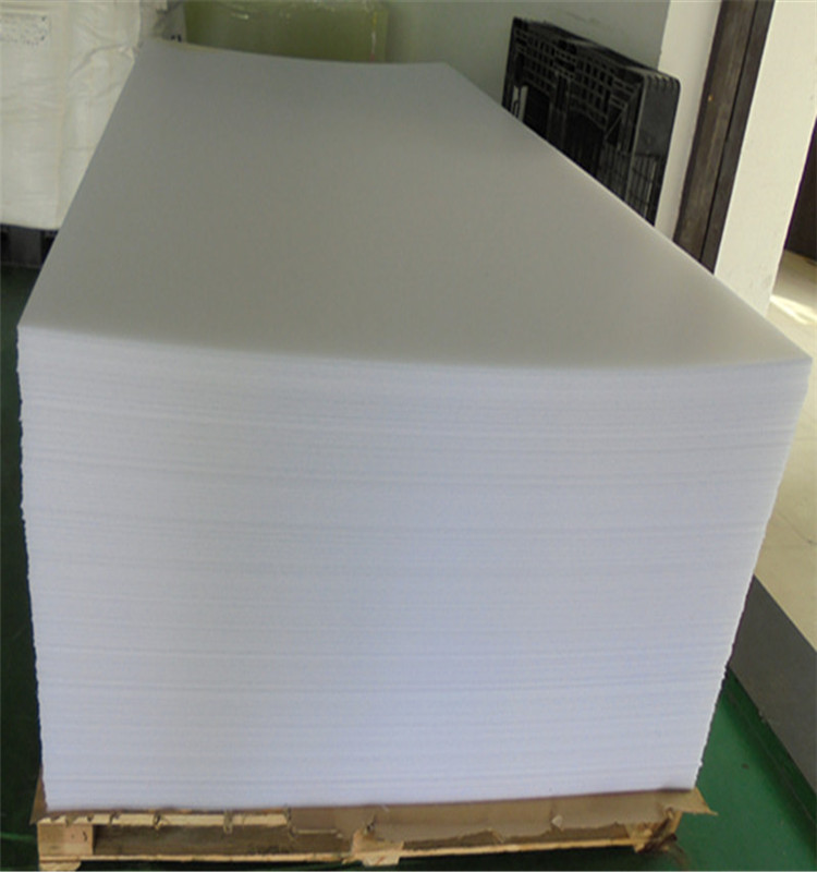 Led polystyrene light diffuser sheet real factory cutting customed made available