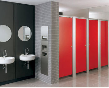 Toilet Partitions Cubicles Buy Toilet Partition Product On - Cheap bathroom partitions