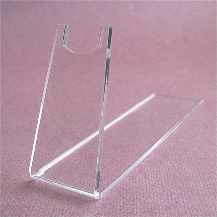Hot sale plexiglass toy gun display acrylic gun display stand