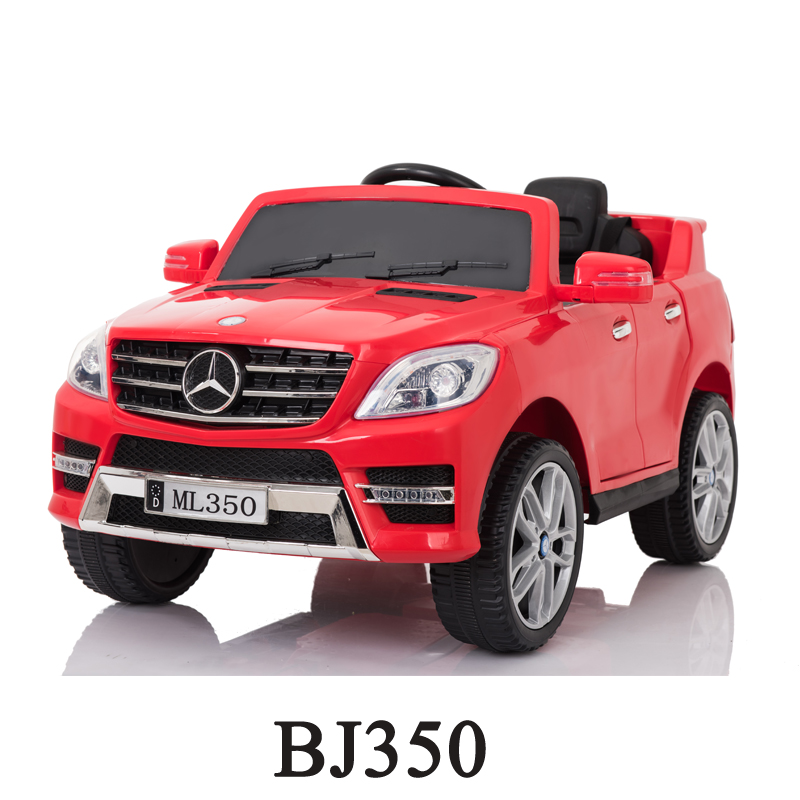 2017 New Licenced kids ride on remote control battery power toy car for kids