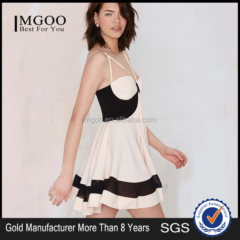 MGOO Custom Made Manufacturer Adjustable Length Dress Nude Elegant Cocktail Dress Lycra Women Evening Dresses 15151A761