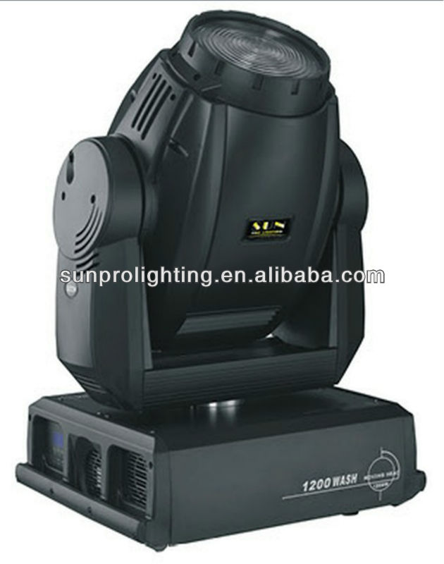 Sell like hot cakes!!! 1200w robe moving head wash light