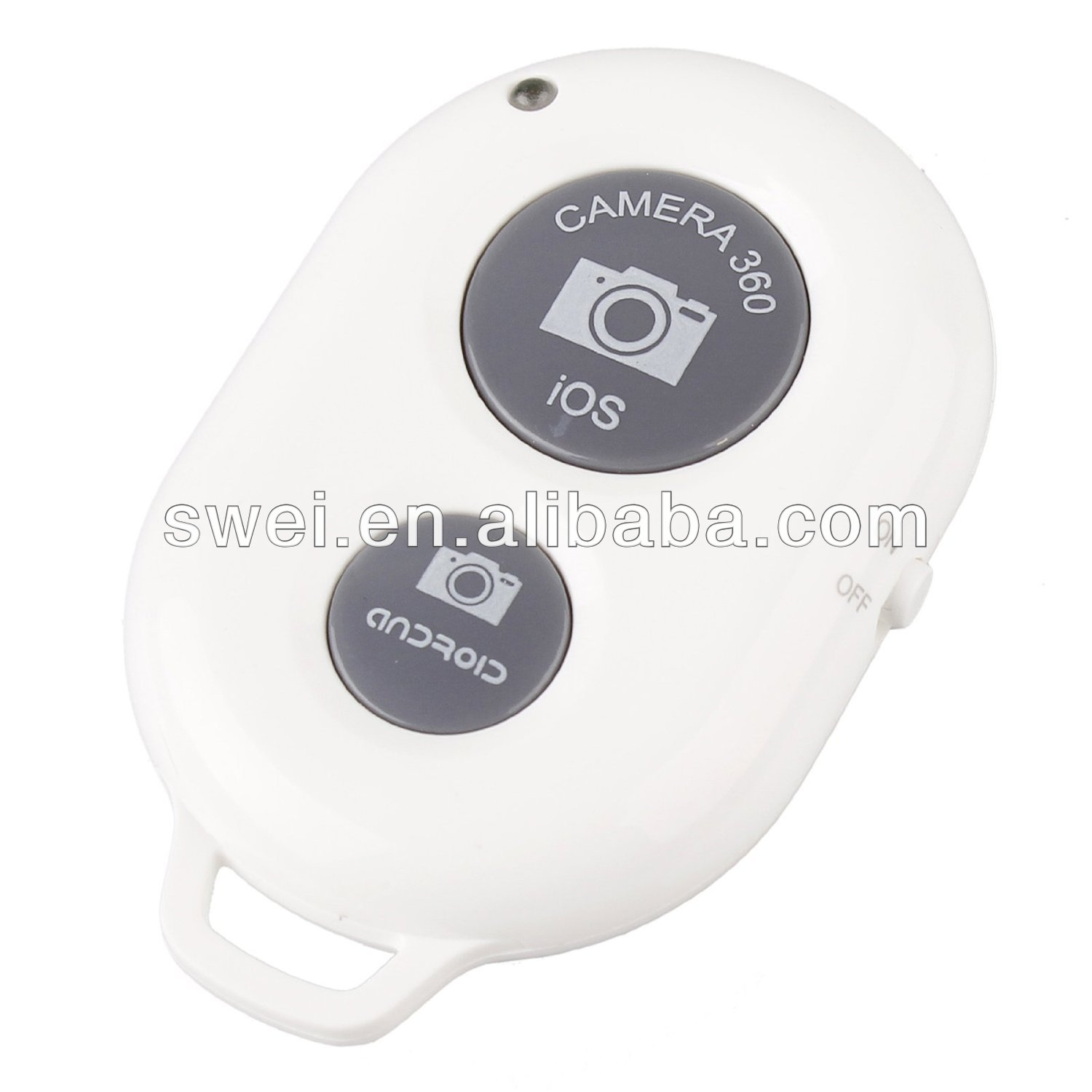 Bluetooth3.0 Wireless Camera Remote Control Shutter Release For iPhone/iPad/Samsung