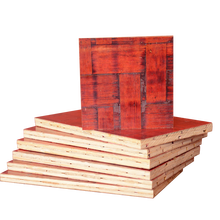 Outdoor Construction Material Formwork Cement Plywood Board