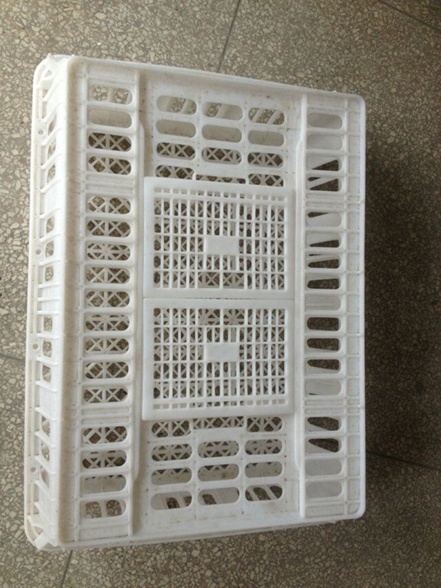 plastic live chicken transport cage