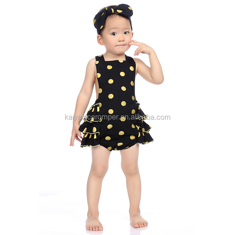389d03fe95f 13 sequin colors gold thick sequin bubble romper girl newborn toddler  clothing cheap reborn babies
