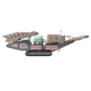 High Capacity Mobile Stone Crusher Price Manual Pe400X600 Jaw Crusher