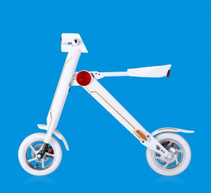 18Kg Light Weight Small Folding En14764 E-Bike