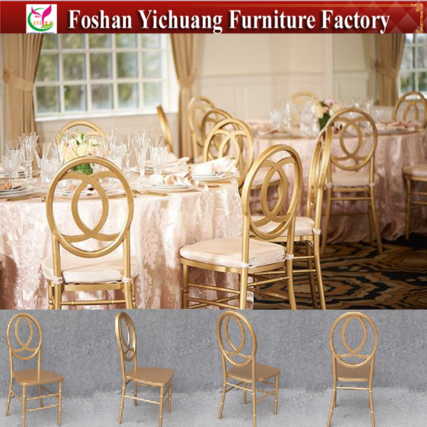 Cheap elegant wood party event chairs for wedding rental YC-A268