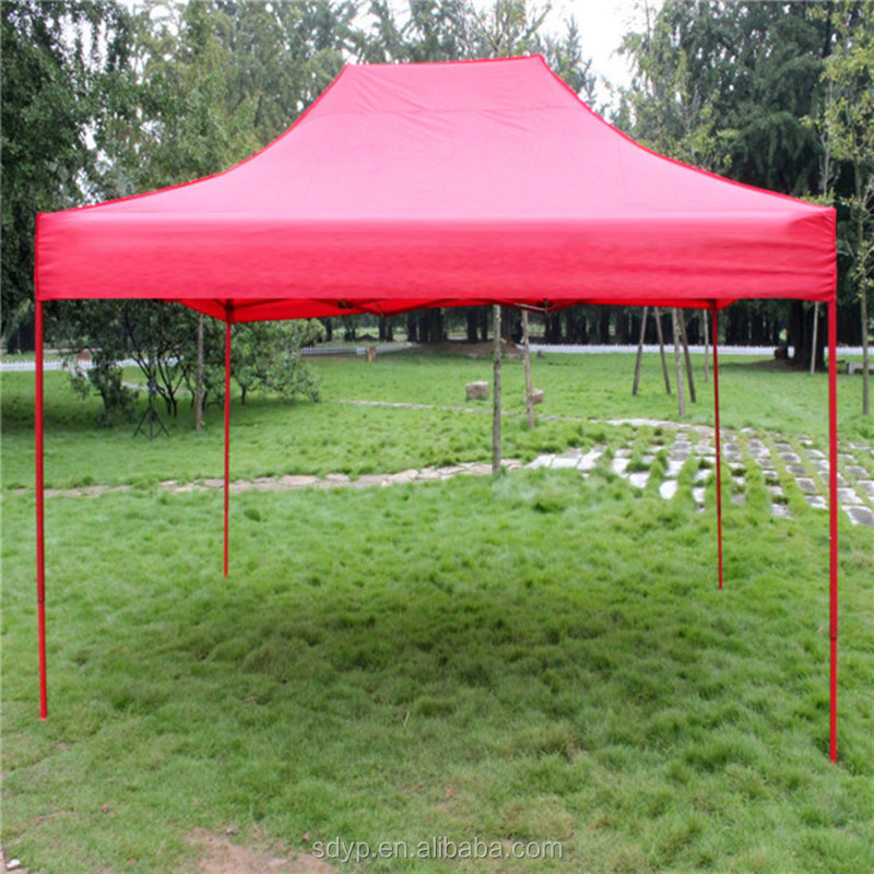 extendable gazebo/pop up shower tent/red bull tent