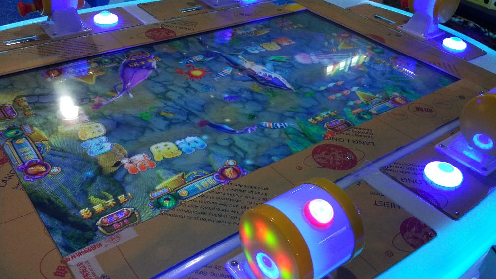 Chile Las Vegas Gambling Red Dragon Fish Machine/ Ocean King 2 ...