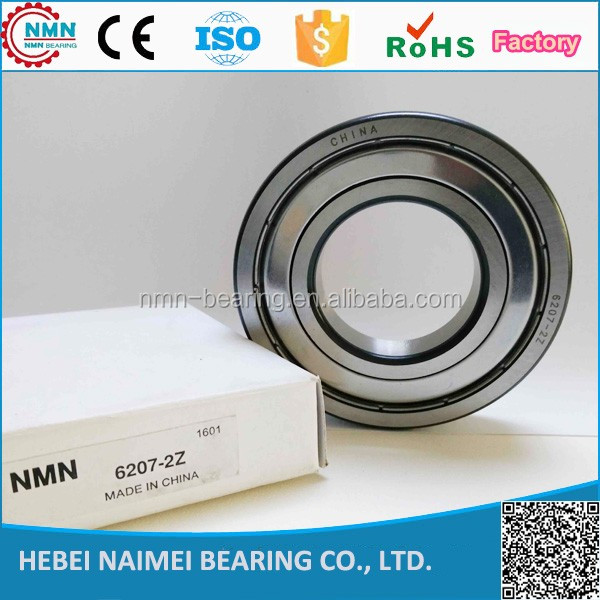 application deep groove ball bearing