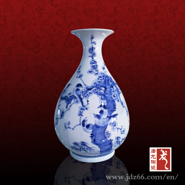 Large Antique Reproductions Flower Vase Painting Designs Buy