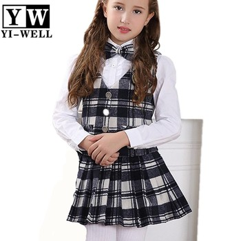 Fancy dress school uniforms with