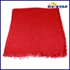 HZW-13338003 Character red fashion comfortable best-selling thin wool paisley shawl