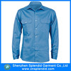 Light Blue Latest Stylish Casual Shirt Designs For Men 2015