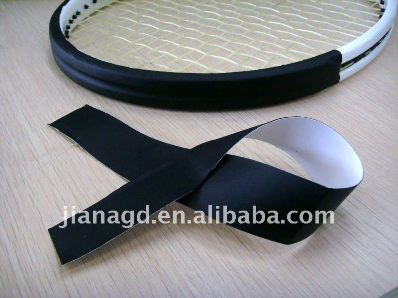 Tennis or Badmintoan Racket Protection Band Accept Customized Size and Logo