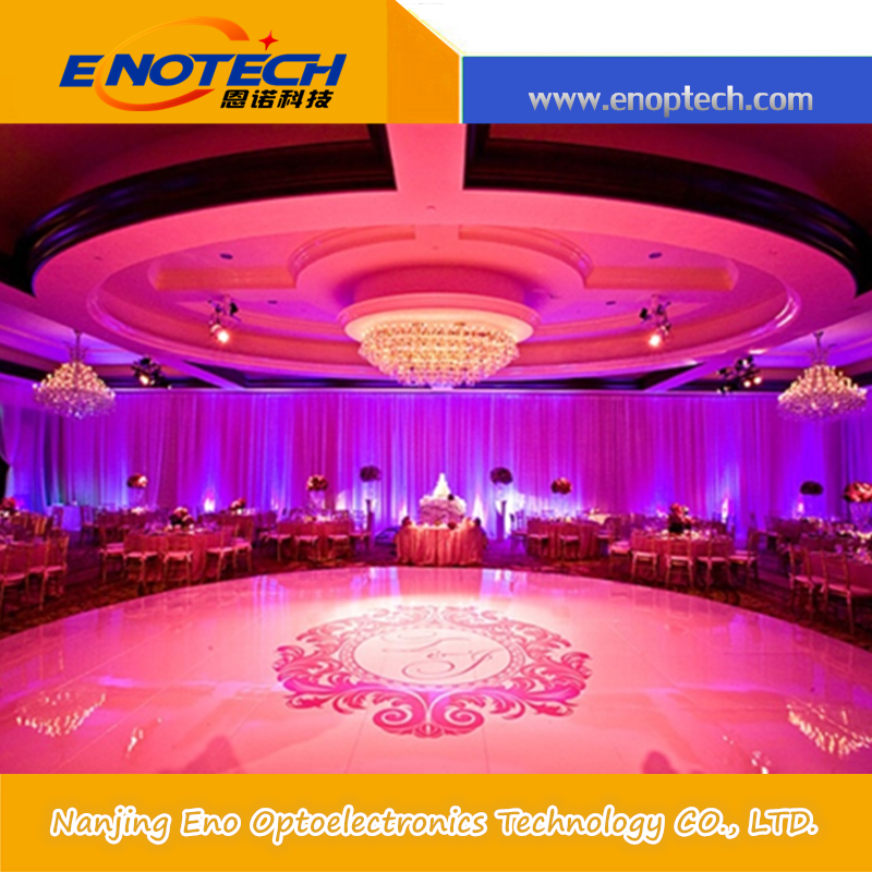 latest high brightness LED dance floor for fashion show