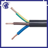 hot sale 1.5mm2 power cable/H05RN-F 3 core electric cable