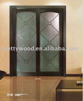 Thai Oak Solid Wood Used Commercial Glass Doors Buy Used