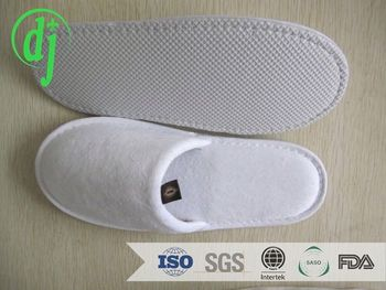 90f1bf196 Purple terry cloth bedroom wholesale hotel slippers for women /slippers for  swollen feet
