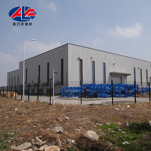 China Supplier Steel Structure Warehouse Shed Workshop
