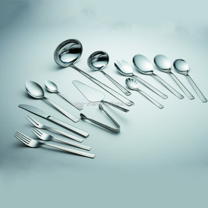 72pcs Cutlery set Stainless steel cutlery set 72 #187
