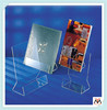 exquisite acrylic bookends,book stands,brochure display case