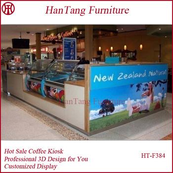 A basso prezzo centro commerciale di legno ice cream chiosco negozio di design ice cream negozio - Mobili a basso prezzo ...